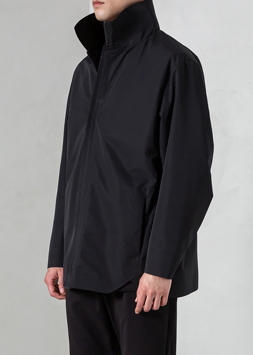 PROTECTION SHELL COAT #1 BL